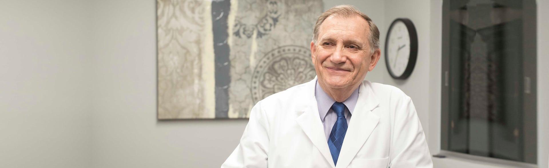Dr. S. Burton Ross, DDS